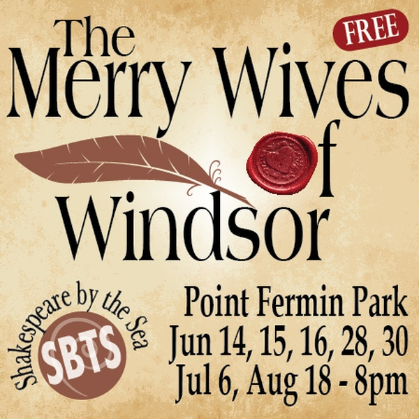 The Merry Wives of Windsor – Shakespeare by the Sea at Point Fermin Park