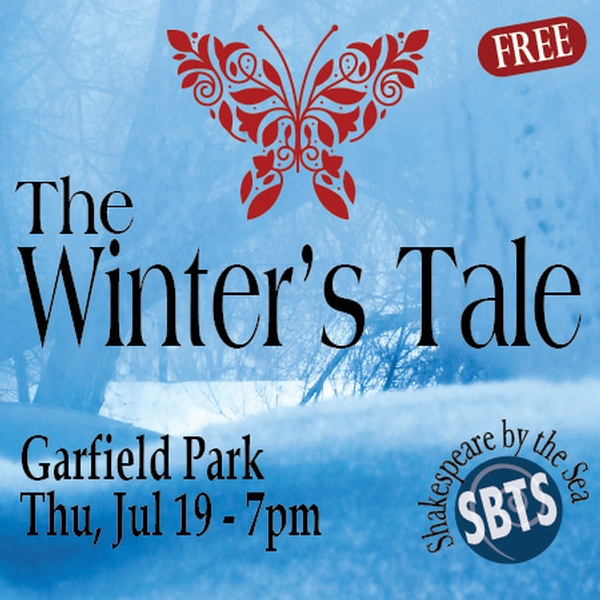 The Winter's Tale – Shakespeare by the Sea at Garfield Park