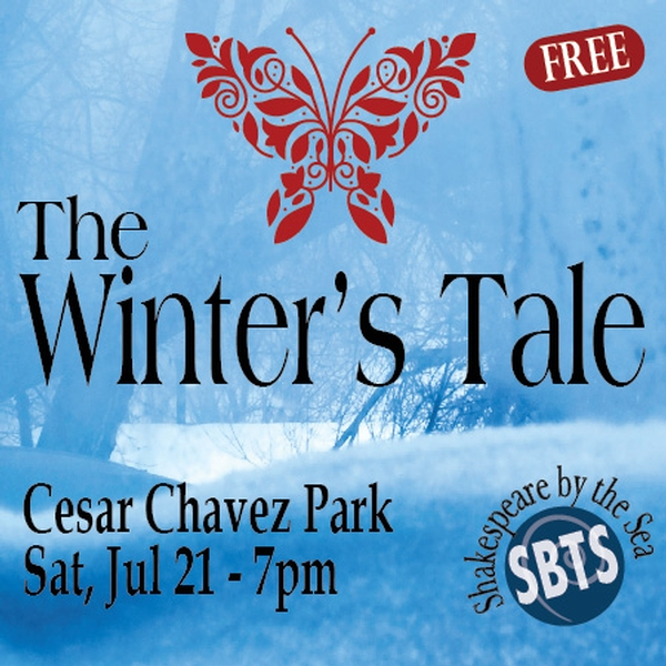 The Winter's Tale – Shakespeare by the Sea at Cesar Chavez Park