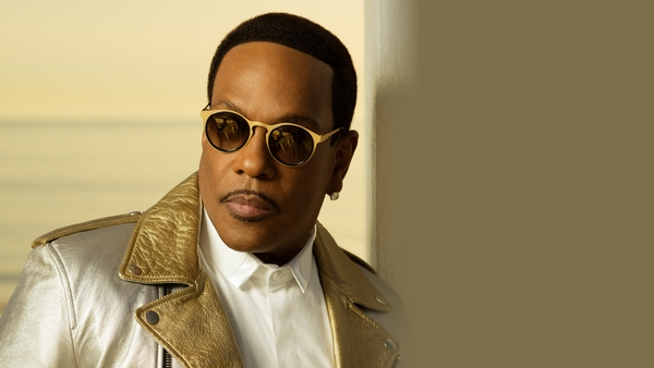 Charlie Wilson with Orchestra and the O'Jays