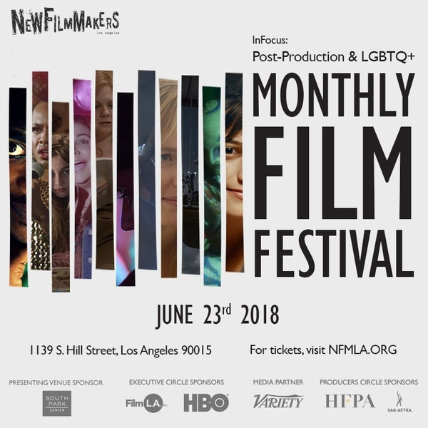 NewFilmmakers Los Angeles (NFMLA) Film Festival - June 23rd, 2018