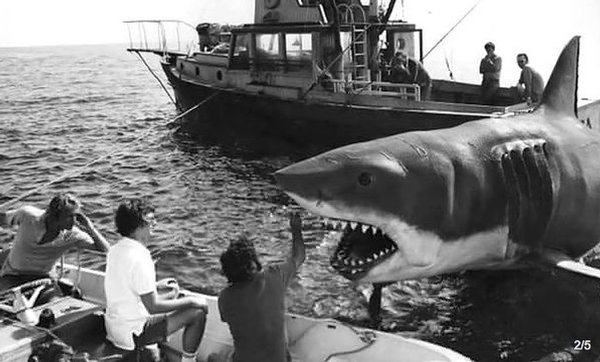Jaws: The Art of Fear in Filmmaking