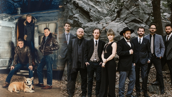 Across the Great Divide: A Celebration of the 50th Anniversary of The Band Starring Dustbowl Revival