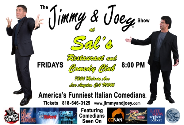 The Jimmy & Joey Show