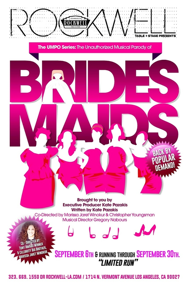 "The Unauthorized Musical Parody of ""Bridesmaids"