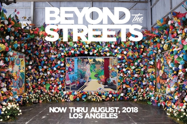 Beyond The Streets - Immersive Museum Experience