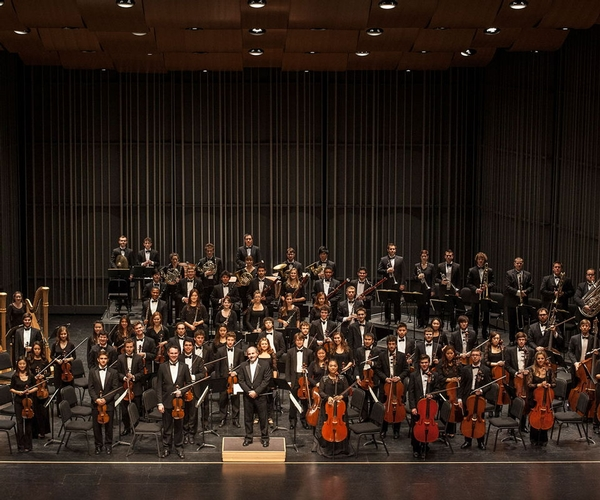 Colburn Orchestra with Valery Gergiev