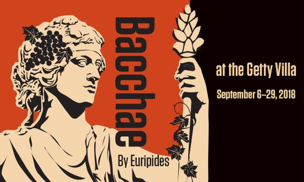 Bacchae at the Getty Villa