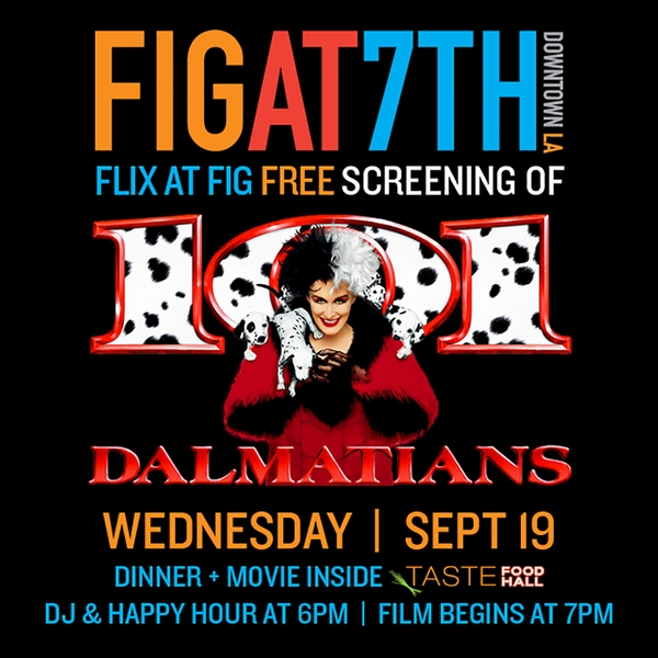 FLIXatFIG Free Screening |