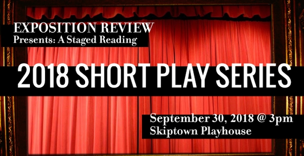 Expo Presents: 2018 Short Play Series