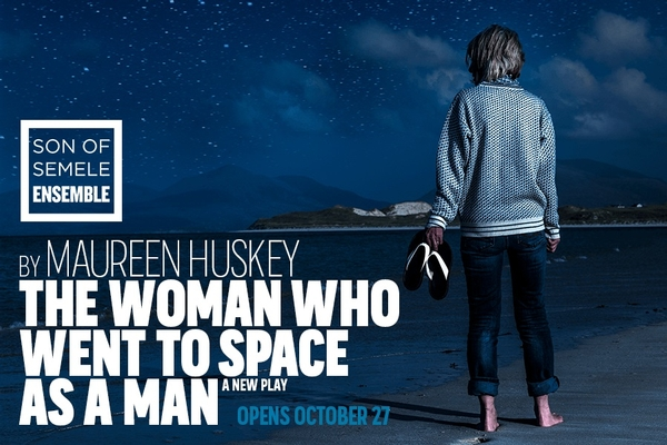The Woman Who Went to Space as a Man