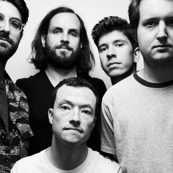 Touche Amore Live Performance & Signing