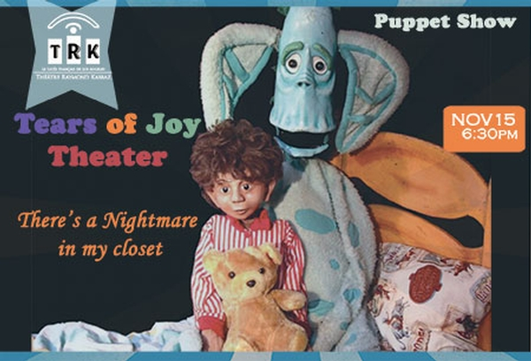 Puppet Show- Tears of Joy Theater