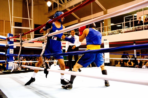 "The Los Angeles Athletic Club and Espada Boxing Present ""Rivals In The Ring"""