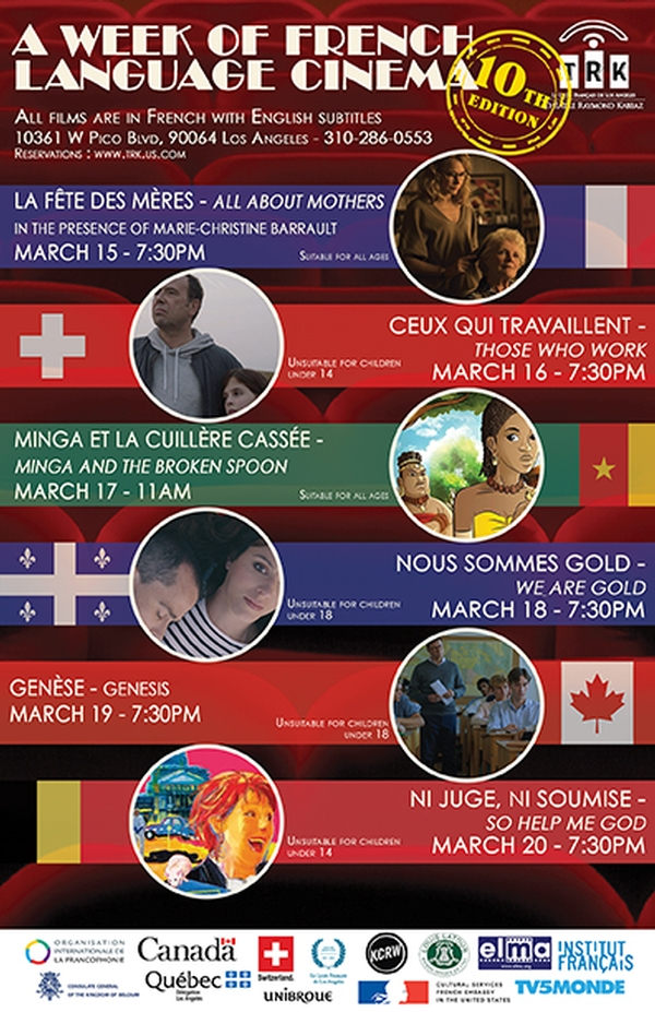 A Week of French Language Cinema