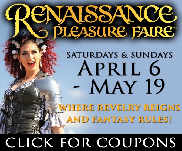 Renaissance Pleasure Faire 2019