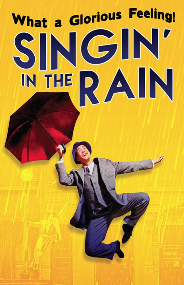 Singin' in the Rain at La Mirada Theatre