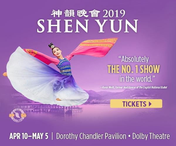 Shen Yun in Southern California