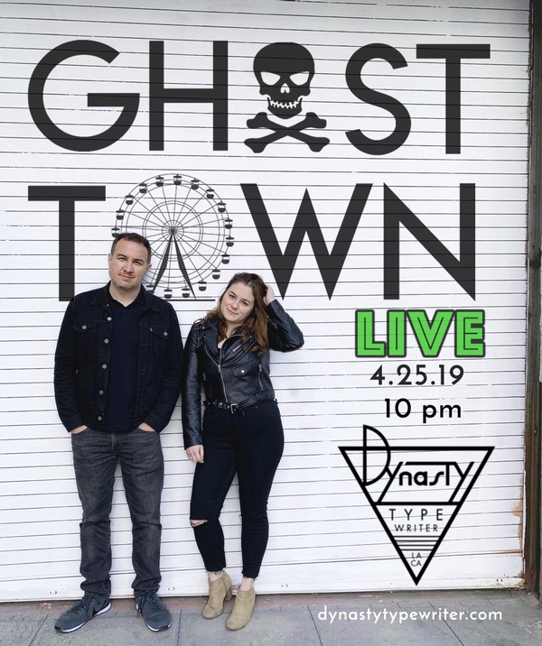Ghost Town Live: Hollywood Forever