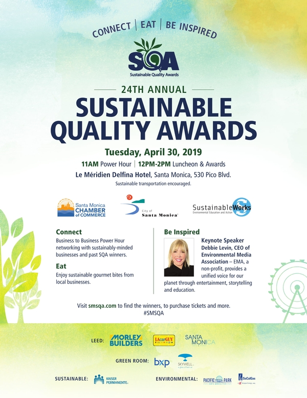 24th Annual Sustainable Quality Awards