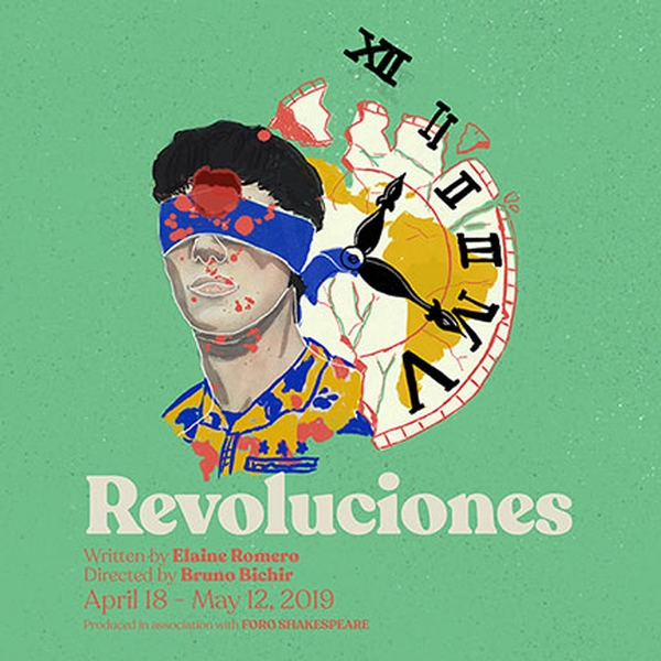 Revoluciones at The Los Angeles Theatre Center