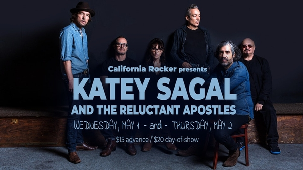 Katey Sagal & the Reluctant Apostles with Greg Antista & the Lonely Streets
