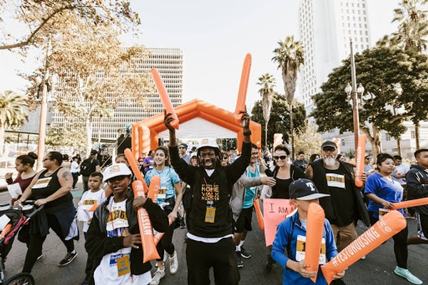 12th Annual HomeWalk 5K Family Run/Walk Brings EVERYONE IN to End Homelessness in Los Angeles County