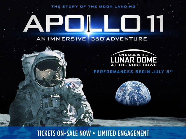 Apollo 11 - An Immersive 360 Adventure