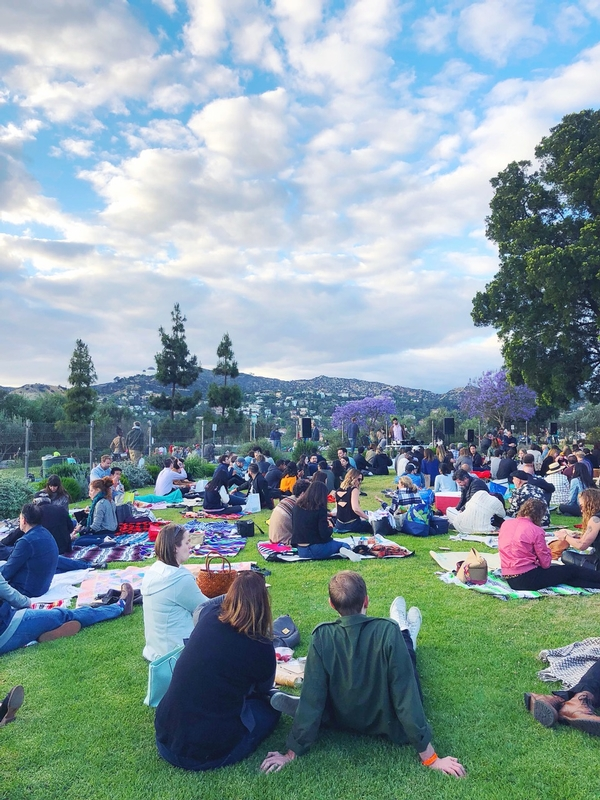 Barnsdall Art Park Foundation Presents: Friday Night Wine Tastings (21+) May 31 - September 6, 2019