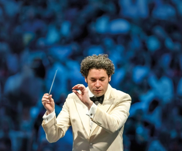 Dudamel Conducts Mahler's 2nd