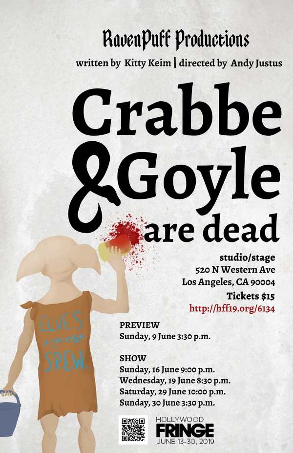 Crabbe and Goyle are Dead
