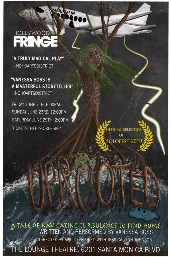 Uprooted: A Tale of Navigating Turbulence to Find Home