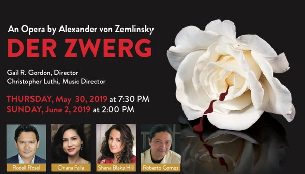 Numi Opera Presents DER ZWERG