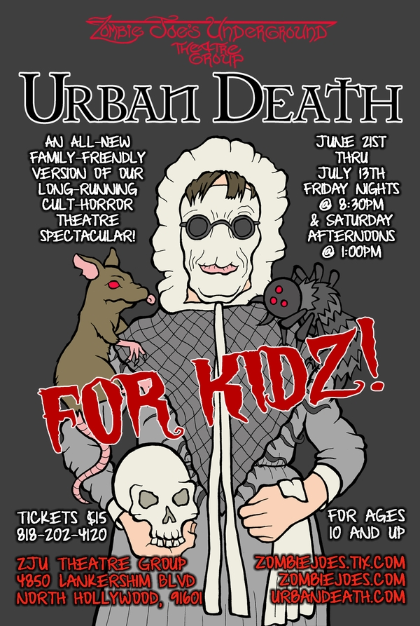 URBAN DEATH for KIDZ!