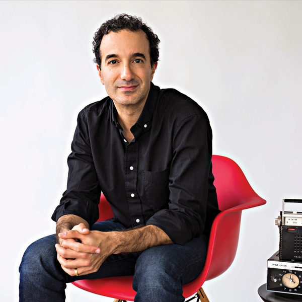 Radiolab's Jad Abumrad - The Miracle of Indoor Plumbing