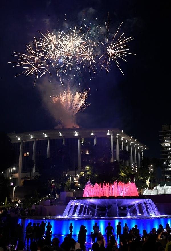 Grand Park + The Music Center: 4th of July Block Party