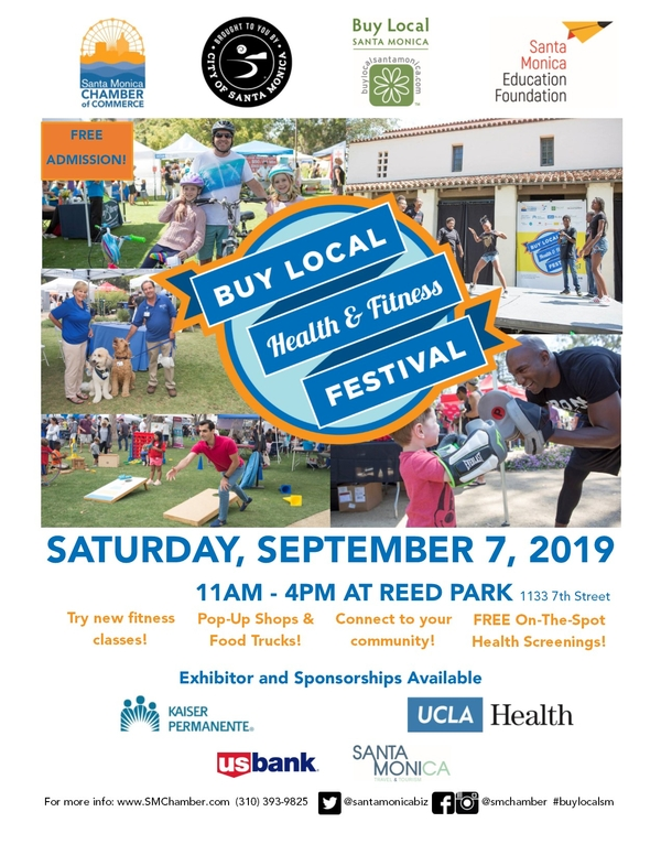 Buy Local Health & Fitness Festival 2019