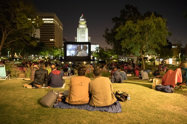 Grand Park + Outfest Present PROUD Picnic + Movie Night