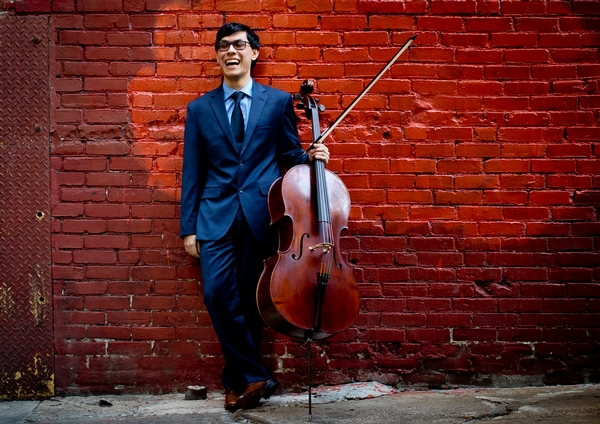 Zlatomir Fung, cello