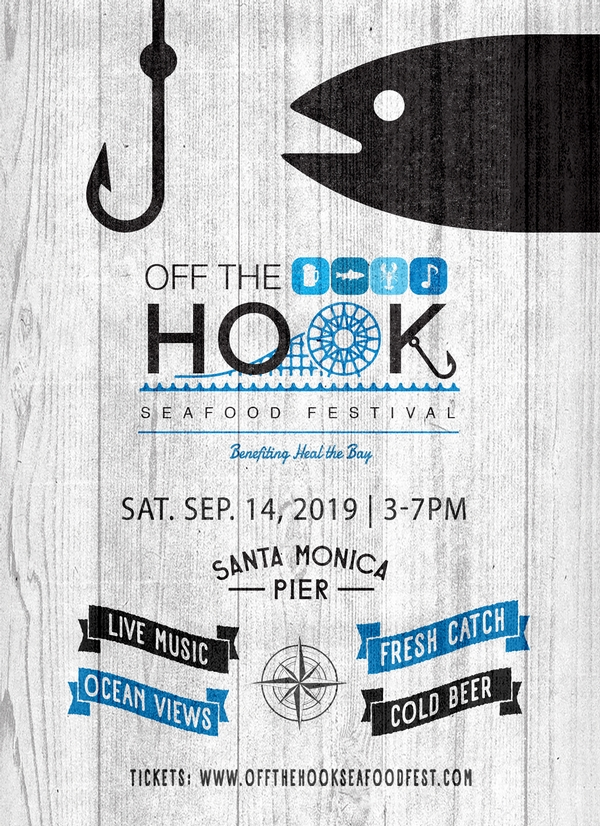 The 5th Annual OFF THE HOOK Seafood Festival