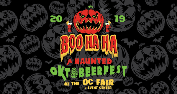 Eat, Drink, and Be Scary at Boo Ha Ha a Haunted Oktobeerfest
