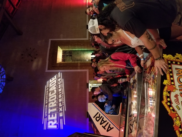 Union Station's Retrocade Experience Delivers The Ultimate Arcade Rewind
