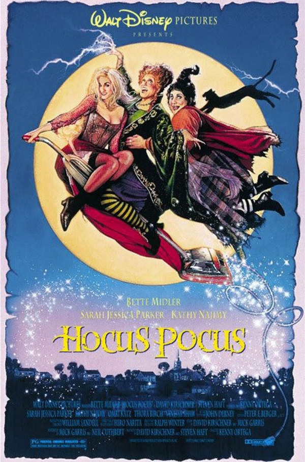 Rooftop Screams - Hocus Pocus