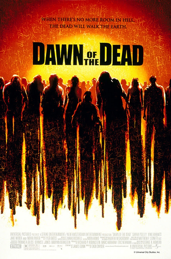 Rooftop Screams - Dawn of the Dead