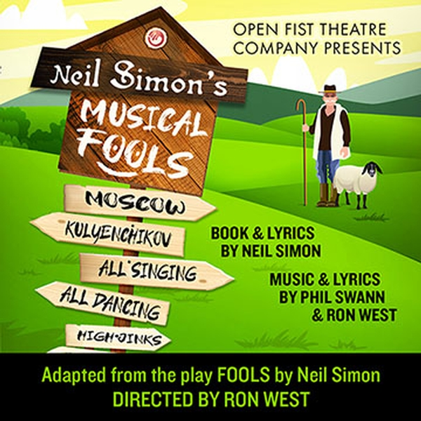 Neil Simon's Musical Fools