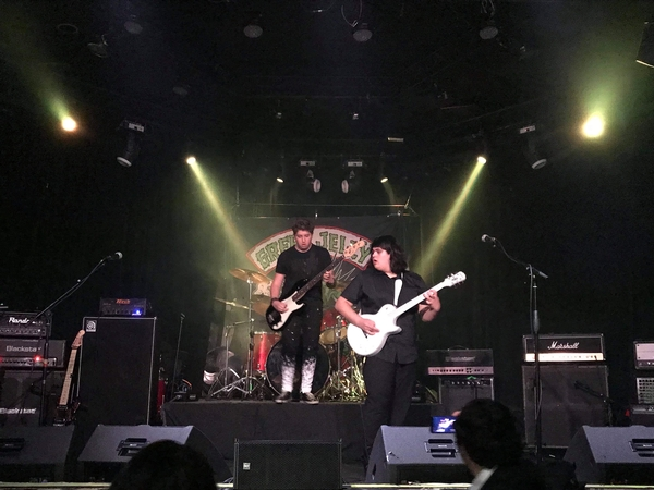 Psychoward opens for Michael Graves