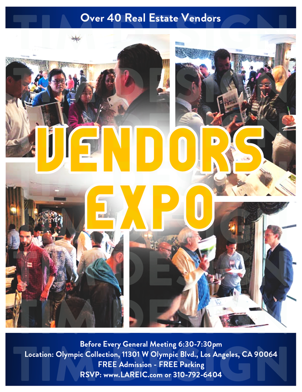 Real Estate Investing Vendor Expo