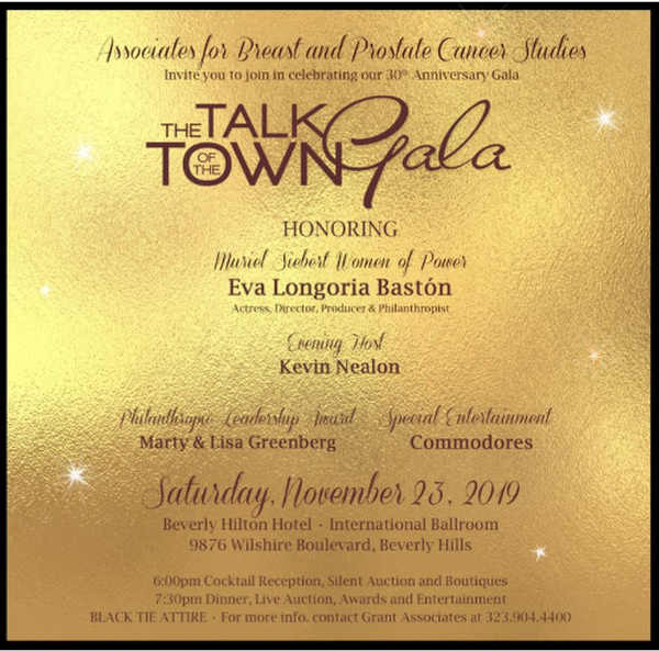 Talk of the Town Gala