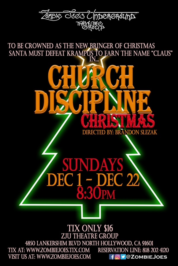 Church Discipline: Christmas