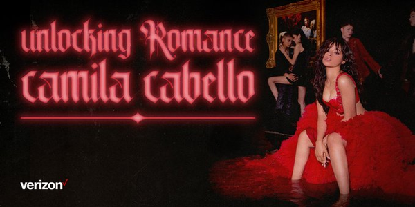 Unlocking Romance Camila Cabello Presented By Verizon